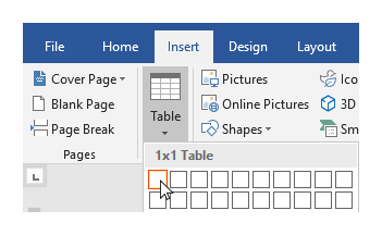 Tables in DOCX templates — Plumsail Documents 1 0 documentation