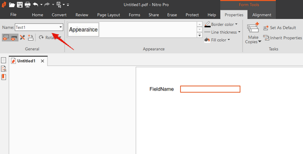 How to automatically populate fillable PDF based on data