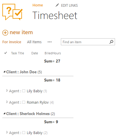 track time spent to solve the ticket helpdesk for office 365 1 x